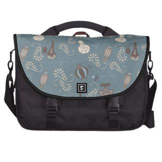 Girly Perfume Parfume Bottles Bags For Laptop