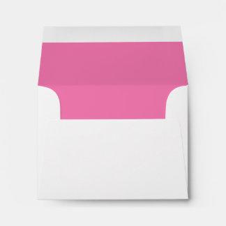 Girly Pink Envelope