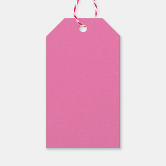 Girly Pink Pack Of Gift Tags