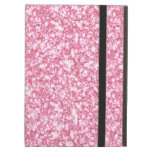 Girly Pink Glitter Printed iPad Cases