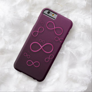 Girly Pink Infinity | Geek Case Barely There iPhone 6 Case