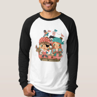 Girly Pirates T-Shirt