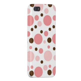 Girly Polka Dots iPhone 5 Case