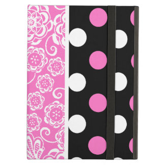 Girly Prints iPad Air Case Stand