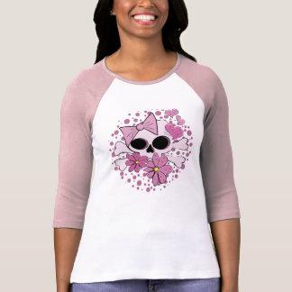 Girly Punk Skull Tshirts