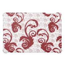 girly red casing iPad mini case