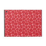 Girly Red Leopard Pattern iPad Mini Case