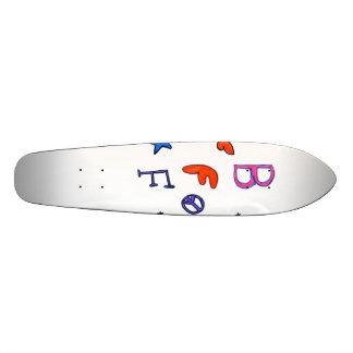 girly skatboard skateboard deck