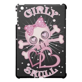 Girly Skull iPad Mini Covers