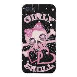 Girly Skull iPhone SE/5/5s Case