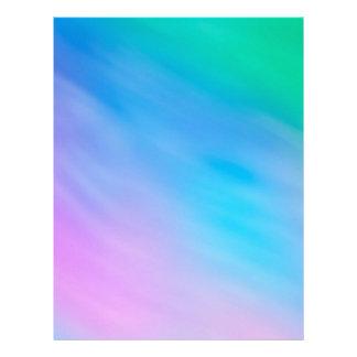 Girly Soft Rainbow Sky Flyer