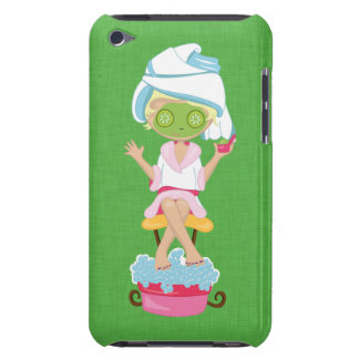 Girly Spa Girl iPod Touch Cover