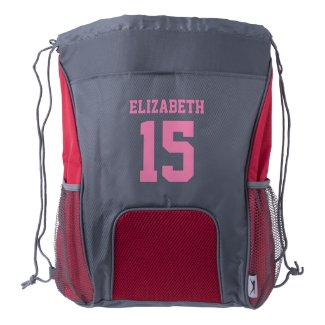 Girly Sport Name Number Customize