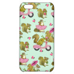 Girly Squirrels iPhone 5 case