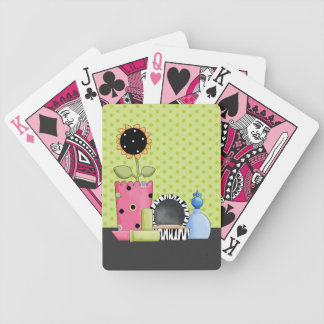 Girly Stuff Playing Cards