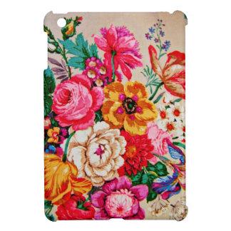 Girly Vintage Spring Flowers iPad Mini Cases