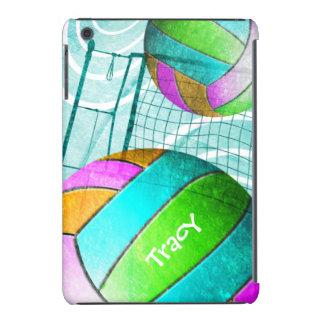 Girly Volleyball iPad Mini Retina Covers