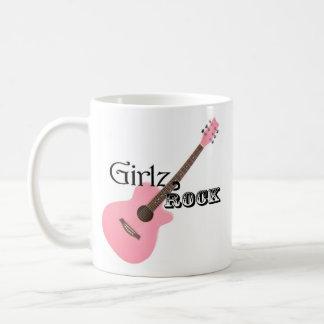 Girlz Rock Coffee Mug