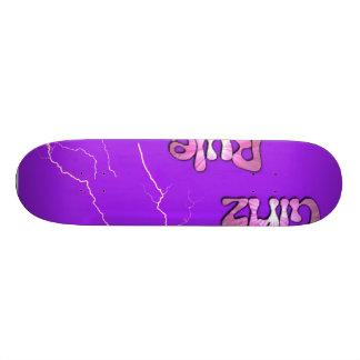 Girlz Rule Skateboard Deck