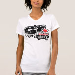 GirlzRock! - Go Big 2 : Moto X Tee Shirt
