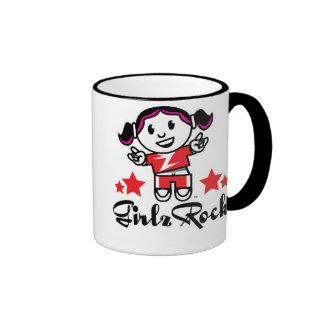 GirlzRock! Superstar Mugger Ringer Mug