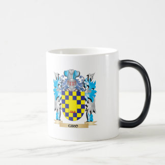 Giro Coat of Arms - Family Crest Mugs