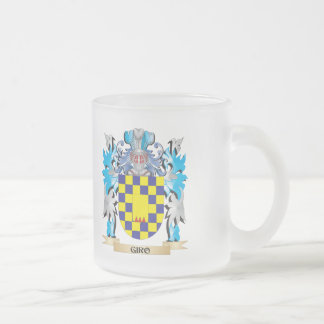 Giro Coat of Arms - Family Crest Mug