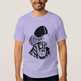 giro de la camiseta de la camisa del rumi del