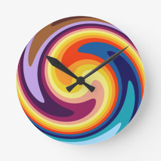 Giro del color reloj