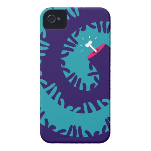 Giro del hueso Case-Mate iPhone 4 carcasa