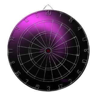 Giro púrpura del resplandor solar