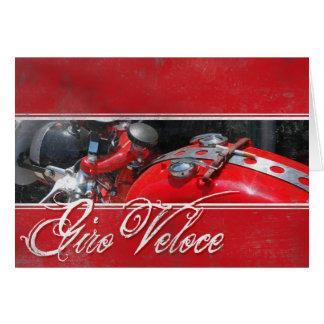 Giro Veloce Card