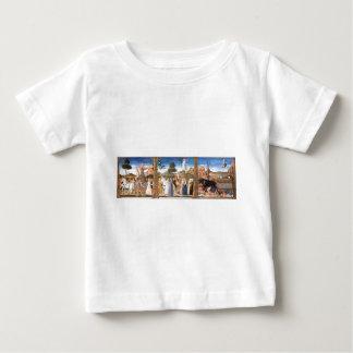 Girolamo da Cremona - The Triumphs of Petrarch Baby T-Shirt