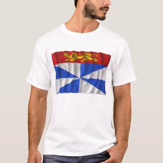 Gironde waving flag T-Shirt