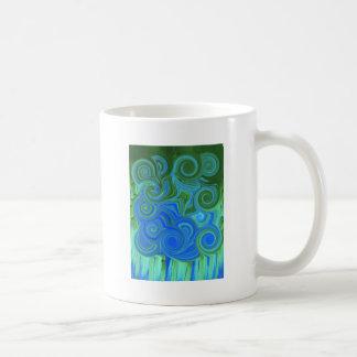 Giros uno tazas de café