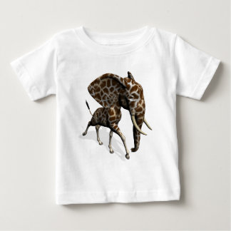 Girphant Or Eleffe Baby T-Shirt