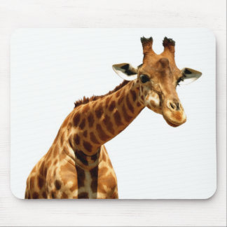 Girraffe for mouse mouse pad