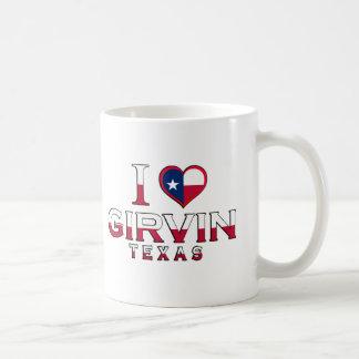 Girvin, Texas Coffee Mug