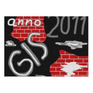 Gis 2011 business card