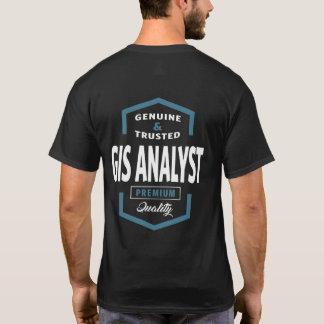Gis Analyst   Gift Ideas T-Shirt