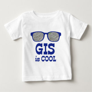 GIS Is Cool Baby T-Shirt