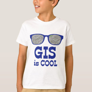 GIS Is Cool - Youth T-Shirt