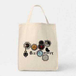 Gismology Canvas Bag