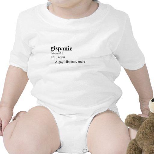 GISPANIC TSHIRTS