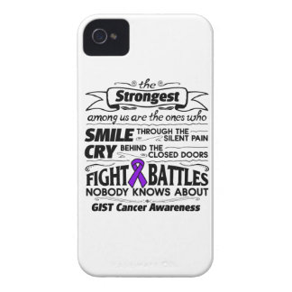 GIST Cancer Cancer Strongest Among Us Case-Mate iPhone 4 Case