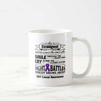GIST Cancer Cancer Strongest Among Us Coffee Mug