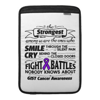 GIST Cancer Cancer Strongest Among Us Sleeve For MacBook Air