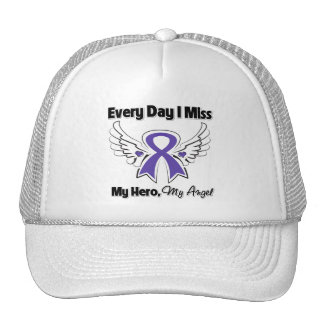 GIST Cancer Every Day I Miss My Hero Trucker Hat