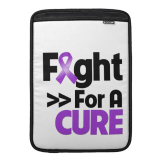 GIST Cancer Fight For a Cure MacBook Sleeves