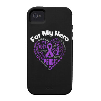 GIST Cancer For My Hero Vibe iPhone 4 Case